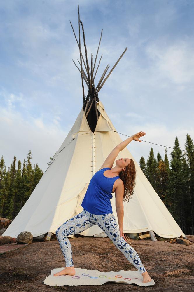 Yoga Tipi - Hannah Eden