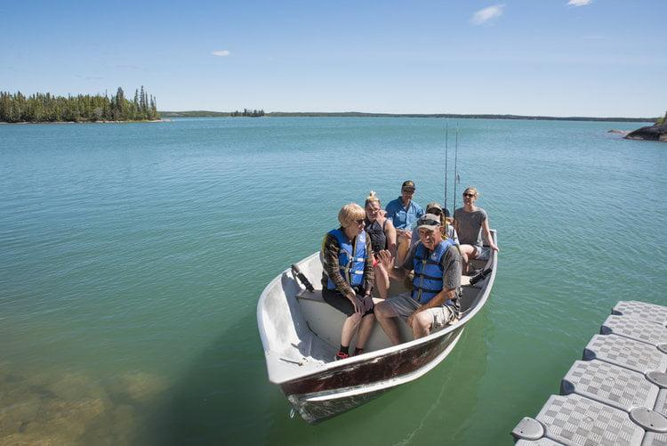 Summer Boating - Pat Kane Photo