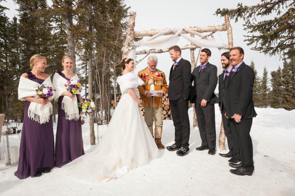 Wedding - Hannah Eden