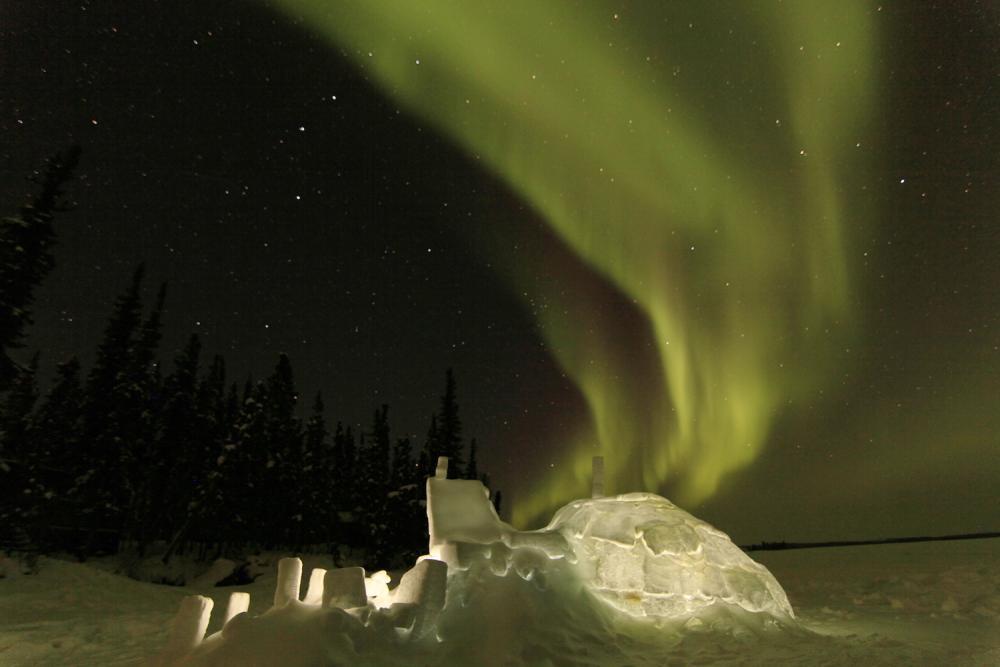 Winter Aurora - Rahela Jagric