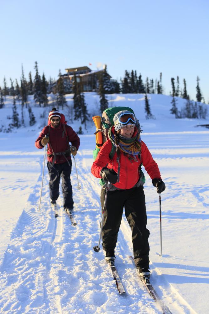 Cross-Country Ski - Rahela Jagric
