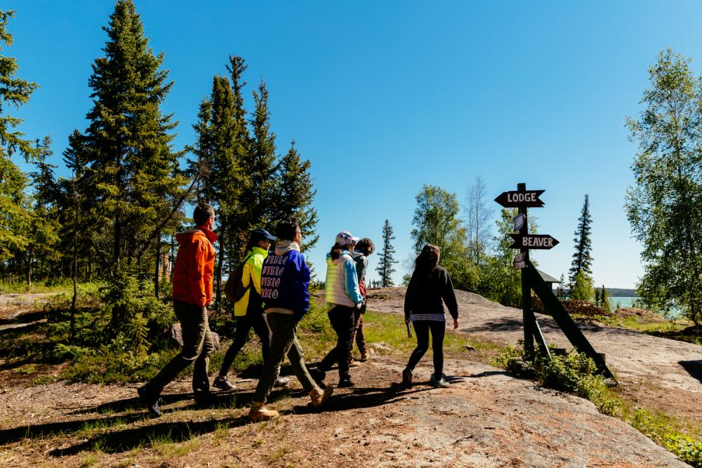 Out For A Walk - Ryan Pyle Productions & Destination Canada