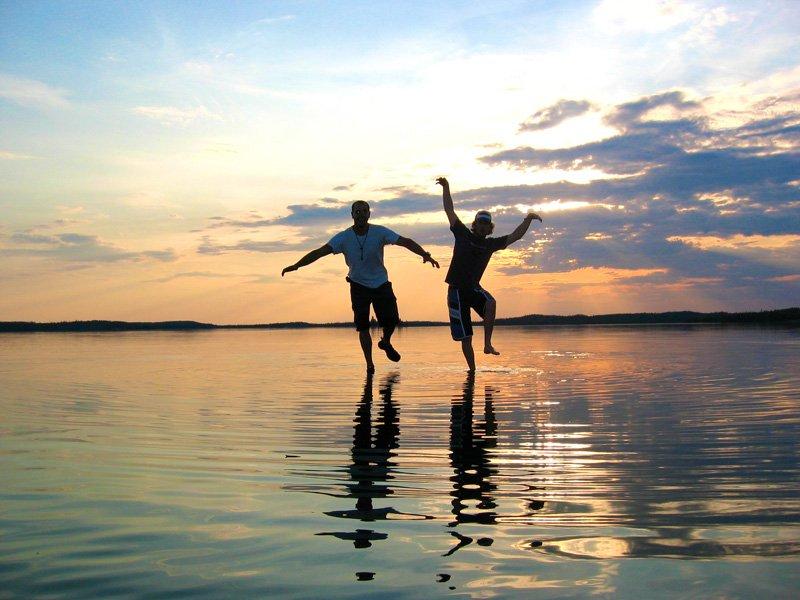 Lake Fun - James Gill