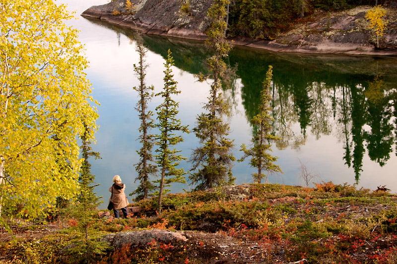 Peaceful Lake Image